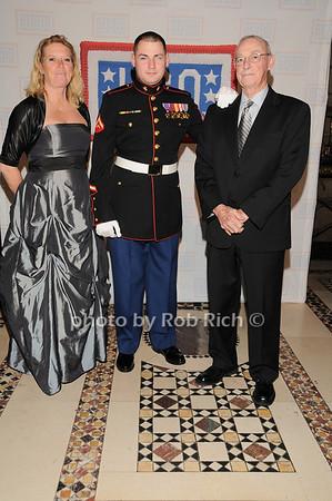 Debbie Bradford, Matthew Bradford, Nealson Flynn<br /> photo by Rob Rich © 2009 robwayne1@aol.com 516-676-3939