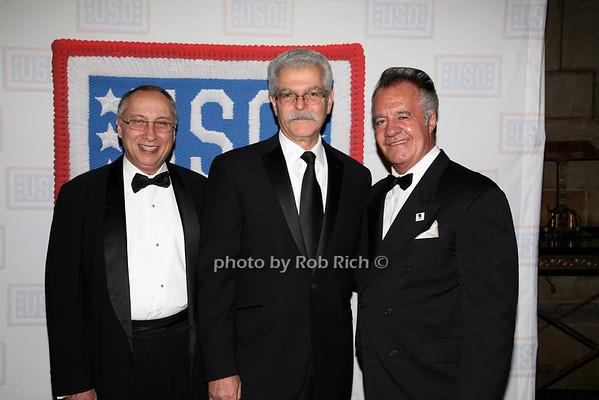 Steve Scheffer, Robert Murphy, Tony Sirico<br /> photo by R.Cole for Rob Rich © 2009 robwayne1@aol.com 516-676-3939