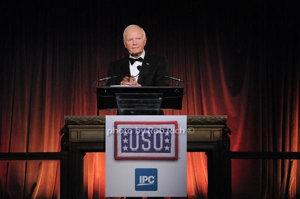Bruce N. Whitman(USo Distinguished Service Award recepient)  <br /> photo by Rob Rich © 2009 robwayne1@aol.com 516-676-3939