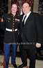 Corporal Aaron P. Mankin, James Gandolfini<br /> <br /> <br /> photo by Rob Rich © 2009 robwayne1@aol.com 516-676-3939