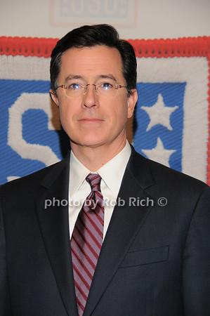 Stephen Colbert<br /> photo by Rob Rich © 2009 robwayne1@aol.com 516-676-3939