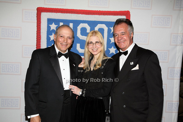 Nick Albano, Sylvia Albano, Tony Sirico<br /> photo by R.Cole for Rob Rich © 2009 robwayne1@aol.com 516-676-3939