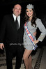James Gandolfini, Miss USO Heidi-Marie Ferren<br /> photo by Rob Rich © 2009 robwayne1@aol.com 516-676-3939