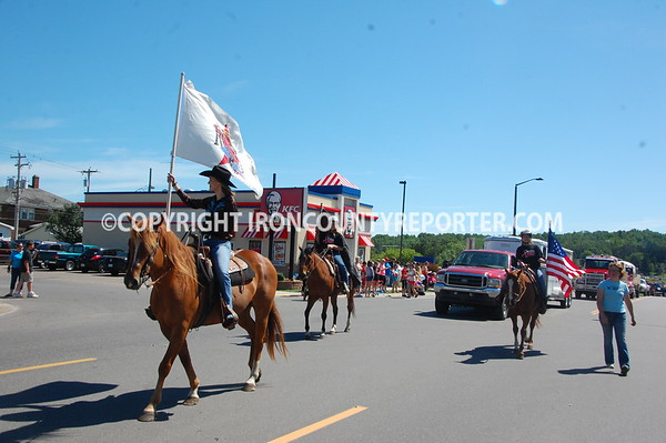 4th of July Parade Iron River