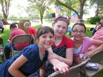 4th of July Picnic & Service