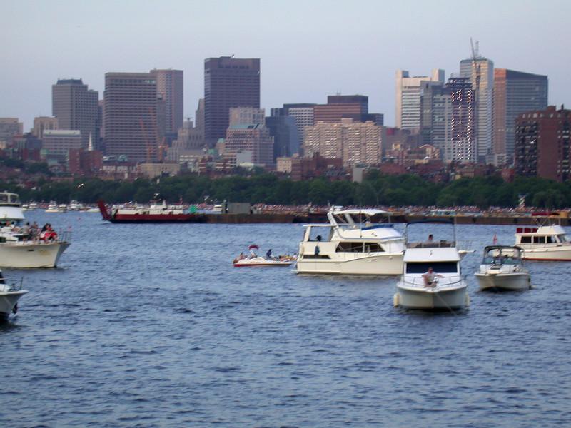 View on Boston 2