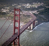 Golden Gate bridge 50th anniversary 5-24-1987