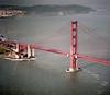 Golden Gate bridge 50th anniversary
