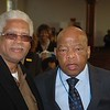 SEVELL & CONGRESSMAN JOHN LEWIS TOGETHER AGAIN FOR THE 50TH ANNIVERSARY OF BLOODY SUNDAY & THE SELMA TO MONTGOMERY VOTING RIGHTS MARCH ON MARCH 8, 2015 AT FIRST BAPTIST CHURCH OF MONTGOMERY THE HOME CHURCH OF REV DR. RALPH DAVID ABERNATHY'S HISTORIC CHURCH.