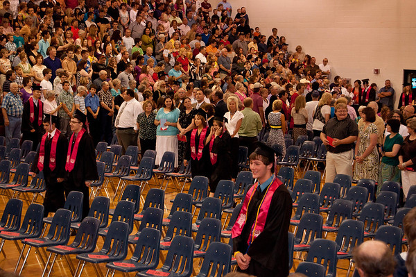 5.22.11 WHS Graduation