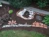 Pat's garden art