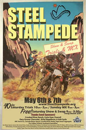 5/4/17 Steel Stampede