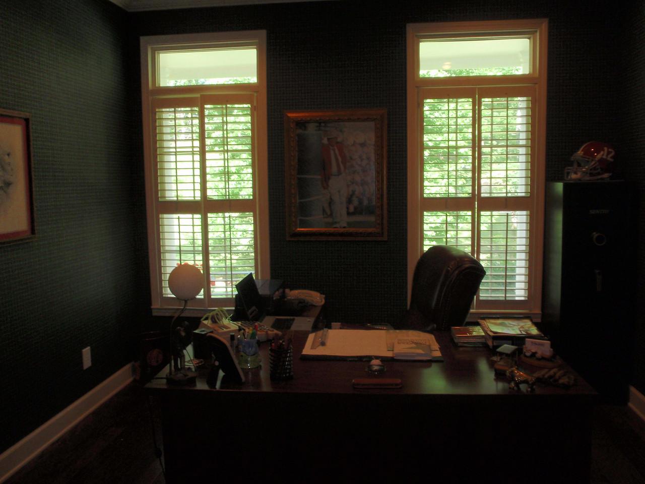 Office or nursery.