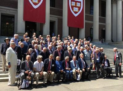 55th Reunion Harvard 2016