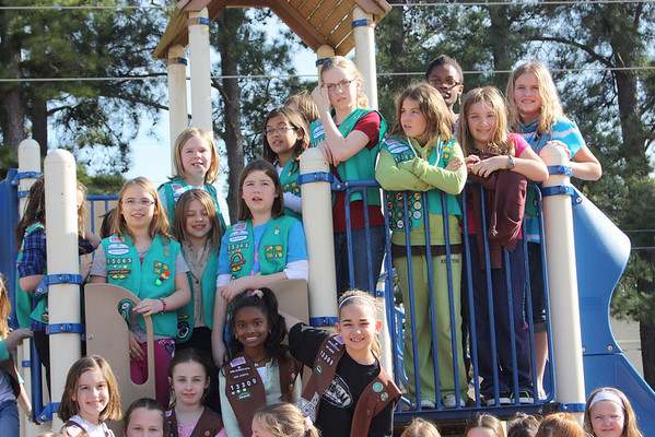 5th Grade Girl Scouts