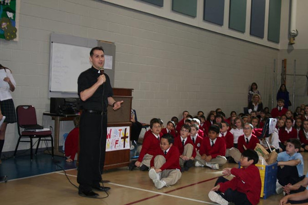 5th Grade Vocations Day