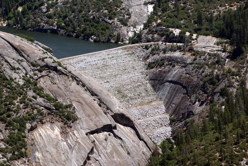 Mammoth Pools Dam