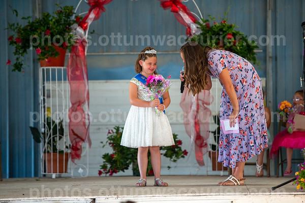 2021 Wapello County Fair - Queen/Little Miss Contest