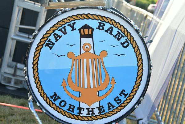 2014 U.S. Navy Band Northeast at Concert  6-24-14