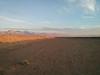 The 600 yard range at sunrise.