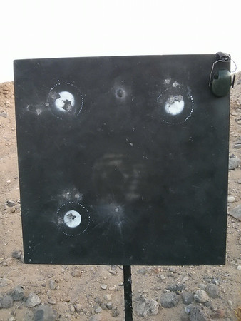 600 Yards - August 30, 2014