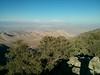Morris Peak summit view.<br /> <br /> Towards Five Fingers.