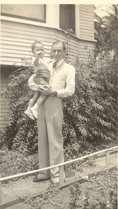 Great Uncle Rex Nebeker and Vicky