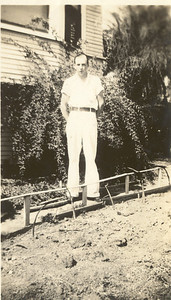 Great Uncle Rex Nebeker