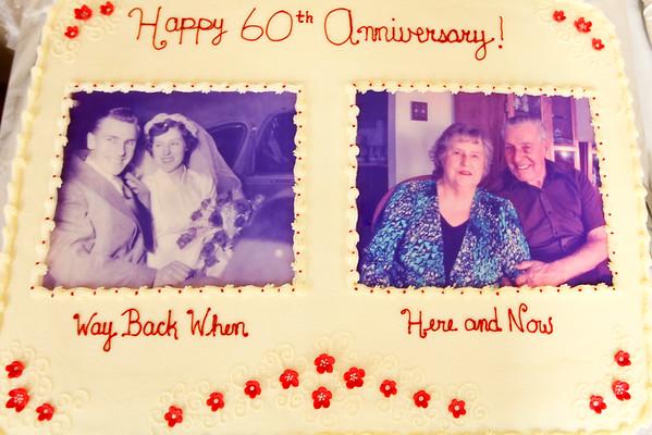 60th Wedding Anniversary 04/2011