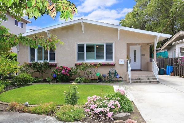 62 Clinton St, Redwood City CA 94062