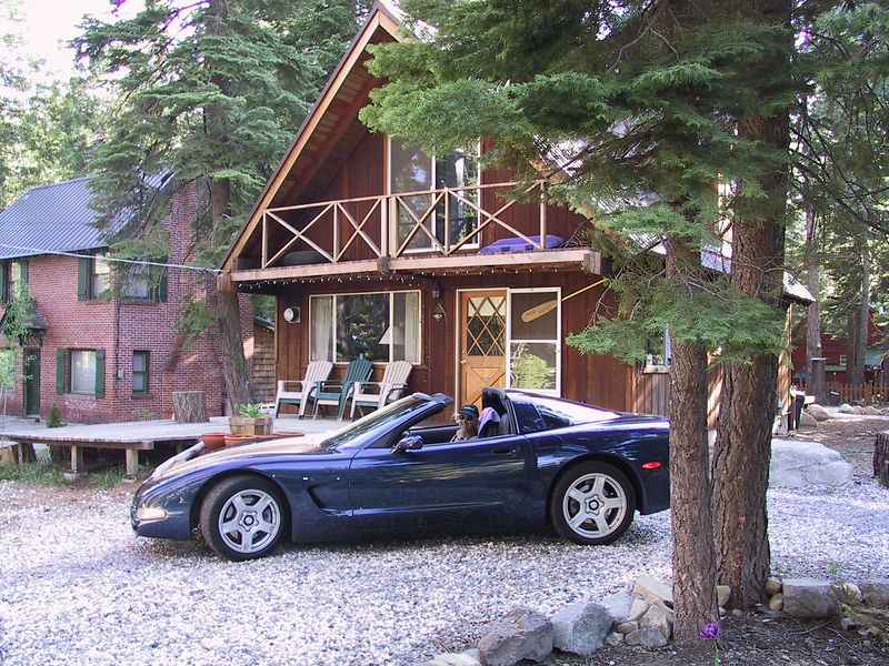 Doug's cabin