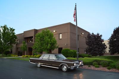 67 Chrysler Newport sedan