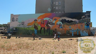 67Suenos Mural in San Francisco (Photos by Cheolwoo)(SEB)