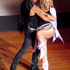 Don Knight / The Herald Bulletin<br /> Dancing Like the Stars Benefit at the Paramount on Saturday.