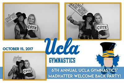 6th Annual UCLA Gymnastics' Madhatter Welcome Back Party