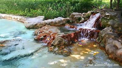 Ручей изумрудный. Мексика, Акапулька 2007