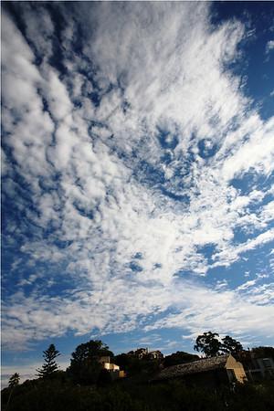 ЧУДО-ЮДО в небесах над San Diego.2011