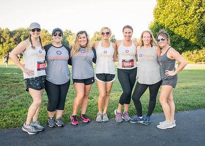 7 sisters opiod awareness run 10-6-2018