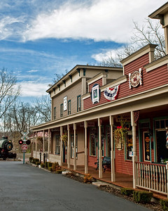 Next stop Grand Junction in Olmsted Falls. Very quaint and Clementines is located there! Time for lunch...............