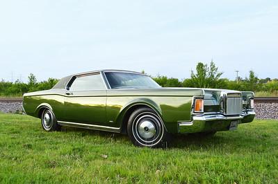 71 Lincoln Continental Mark III