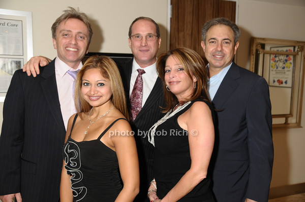Alex Harris, Josh Guberman, Robert Zachter, Shireen Fernandez, Bonnie Snyder<br /> photo by Rob Rich © 2009 robwayne1@aol.com 516-676-3939