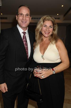 Josh Guberman, Dorothy Somekh<br /> photo by Rob Rich © 2009 robwayne1@aol.com 516-676-3939