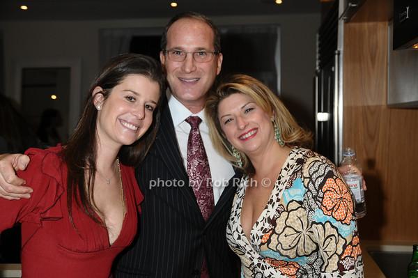Julie Jurist, Josh Guberman, Jacky Ceplitzky<br /> photo by Rob Rich © 2009 robwayne1@aol.com 516-676-3939