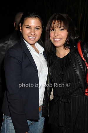 Yetzalee Cudero, Alexandra  Escobar<br /> photo by Rob Rich © 2009 robwayne1@aol.com 516-676-3939