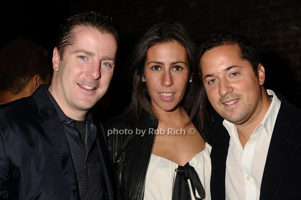 Dick Feffer,Eleni Makriannis, Josh Fox<br /> photo by Rob Rich © 2009 robwayne1@aol.com 516-676-3939