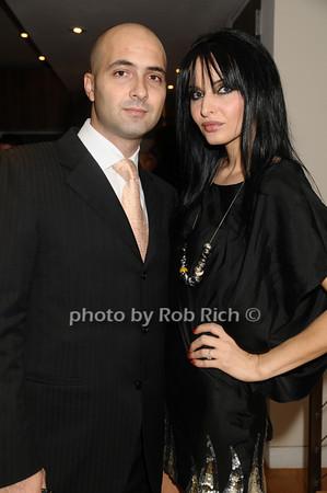 Nick Spaho, Valentina Spaho<br /> photo by Rob Rich © 2009 robwayne1@aol.com 516-676-3939
