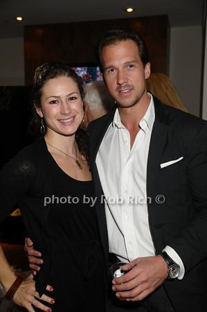 Lauren Engelman, Scott Brady<br /> photo by Rob Rich © 2009 robwayne1@aol.com 516-676-3939