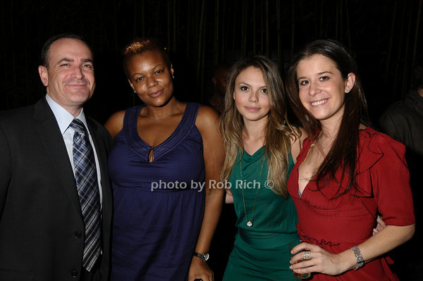 David Cooper, Amelia Telfer, Danielle Kaminsky, Julie Jurist<br /> photo by Rob Rich © 2009 robwayne1@aol.com 516-676-3939