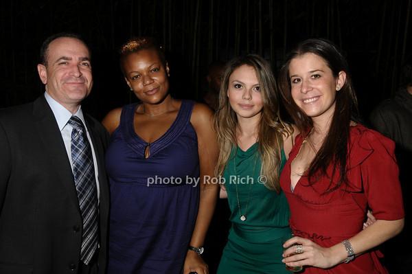 David Cooper, Amelia Telfer, Danielle Kaminsky, Julie Jurist<br /> photo by Rob Rich © 2009 robwayne1@aol.com 516-676-3939