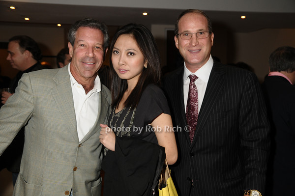 Ken Ableman, Louise Chen, Josh Guberman<br /> photo by Rob Rich © 2009 robwayne1@aol.com 516-676-3939